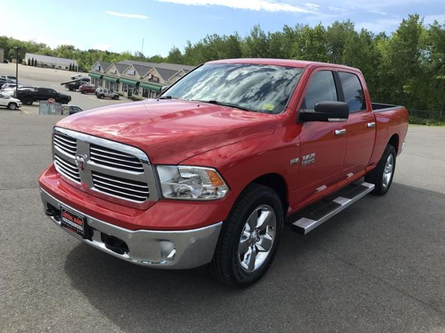 Pre-Owned 2017 Ram 1500 Big Horn 4x4 Crew Cab 6'4 Box