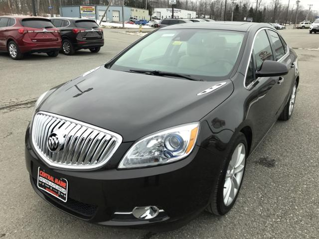 Pre-Owned 2016 Buick Verano 4dr Sdn Leather Group