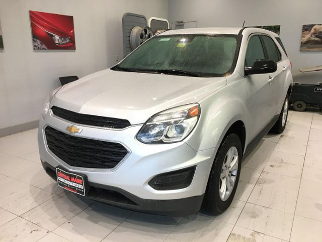 Pre-Owned 2017 Chevrolet Equinox AWD 4dr LS