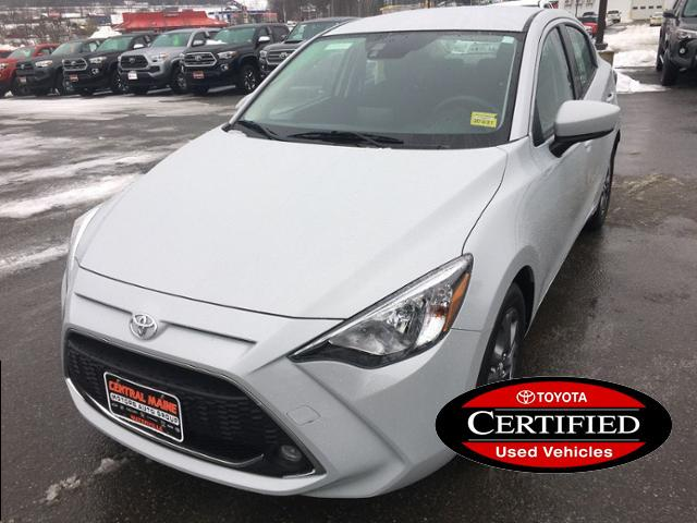 Pre-Owned 2019 Toyota Yaris LE Auto