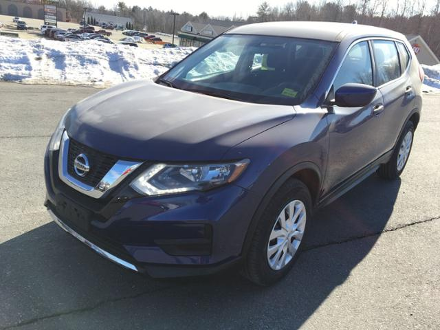 Pre-Owned 2017 Nissan Rogue AWD S