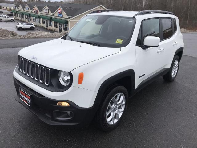 Pre-Owned 2017 Jeep Renegade Latitude 4x4