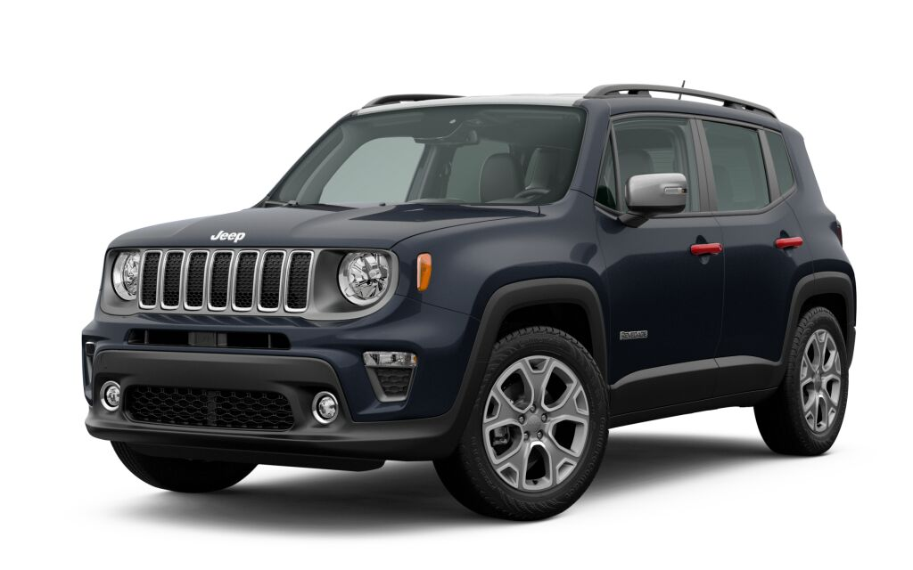 New 2020 JEEP Renegade Limited 4x4