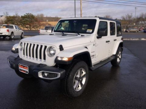 New 2020 JEEP Wrangler North Edition 4x4