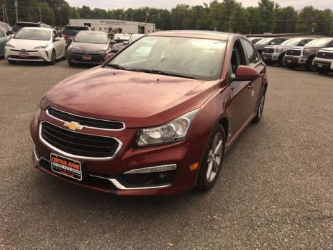 Pre-Owned 2016 Chevrolet Cruze 4dr Sdn Auto LT w/2LT