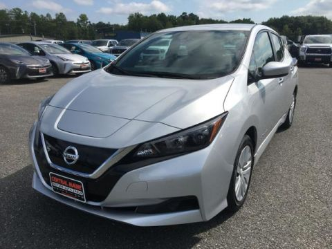 Pre-Owned 2019 Nissan LEAF S Hatchback