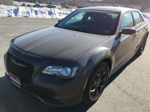 Pre-Owned 2017 Chrysler 300 300S Alloy Edition AWD