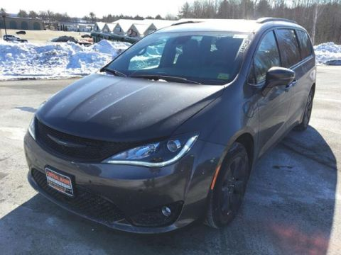 New 2020 CHRYSLER Pacifica Hybrid Hybrid Limited FWD