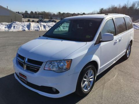 Pre-Owned 2019 Dodge Grand Caravan SXT Wagon