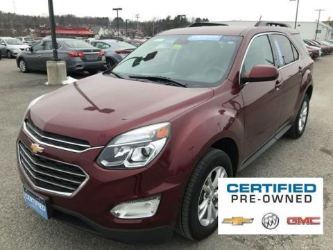 Pre-Owned 2017 Chevrolet Equinox AWD 4dr LT w/1LT