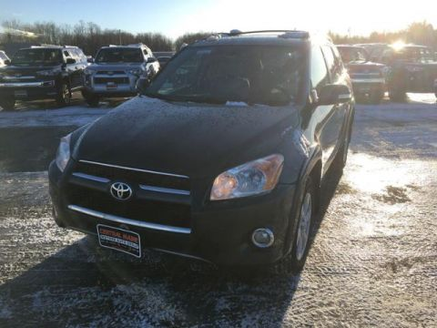 Pre-Owned 2012 Toyota RAV4 4WD 4dr I4 Limited