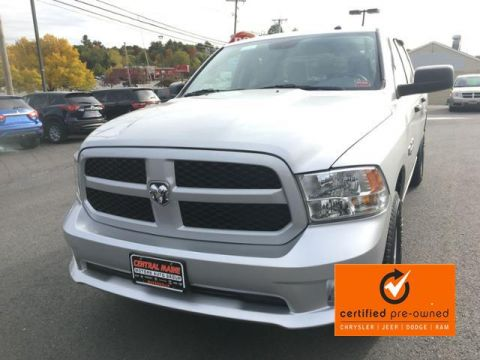 Certified Pre-Owned 2016 Ram 1500 4WD Crew Cab 140.5 Express
