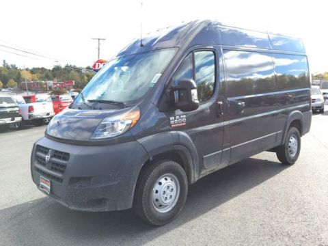 New 2018 RAM ProMaster 2500 High Roof 136 WB