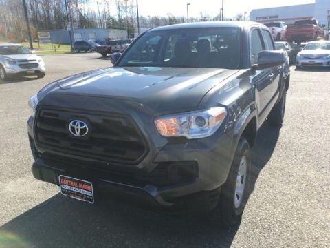 Pre-Owned 2017 Toyota Tacoma SR Double Cab 5' Bed V6 4x4 AT