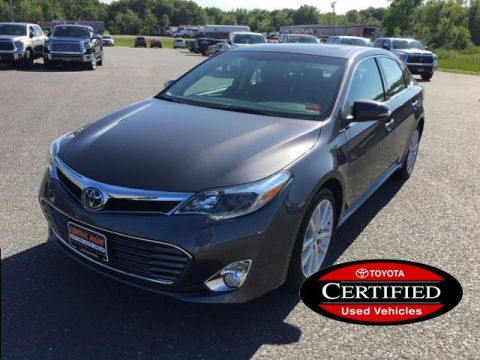 Pre-Owned 2015 Toyota Avalon 4dr Sdn Limited