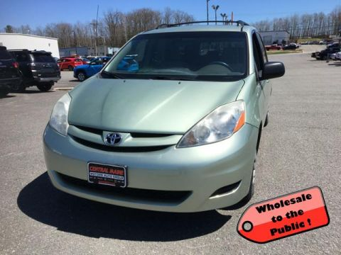 Pre-Owned 2009 Toyota Sienna 5dr 8-Pass Van LE FWD