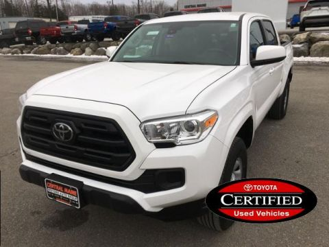 Pre-Owned 2019 Toyota Tacoma SR Double Cab 5' Bed V6 AT