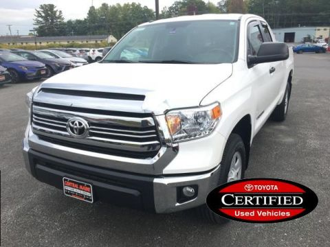 Pre-Owned 2016 Toyota Tundra Double Cab 4.6L V8 6-Spd AT SR5