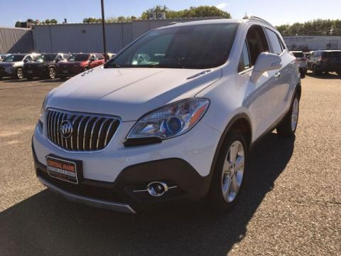 Pre-Owned 2016 Buick Encore AWD 4dr Leather