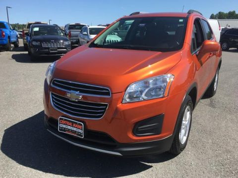 Pre-Owned 2016 Chevrolet Trax AWD 4dr LT