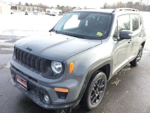 New 2020 JEEP Renegade Altitude 4x4